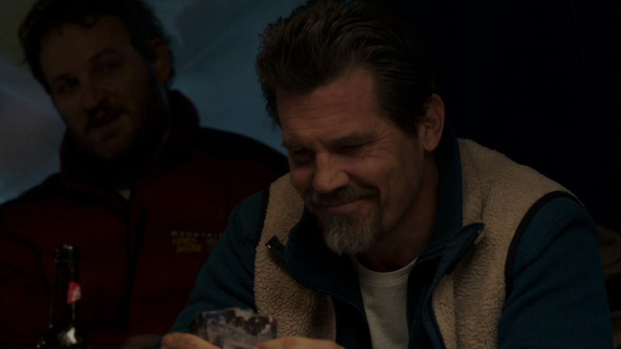 Everest: John Asks Doug