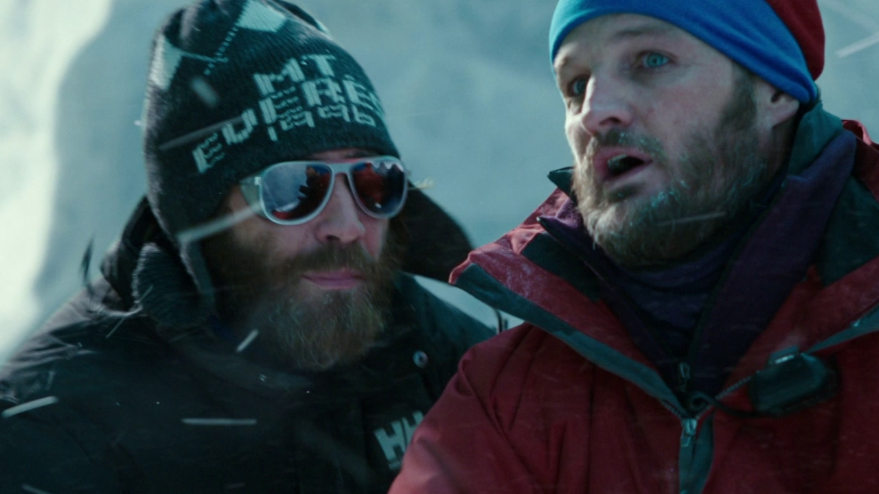 Everest: Beck Has Trouble