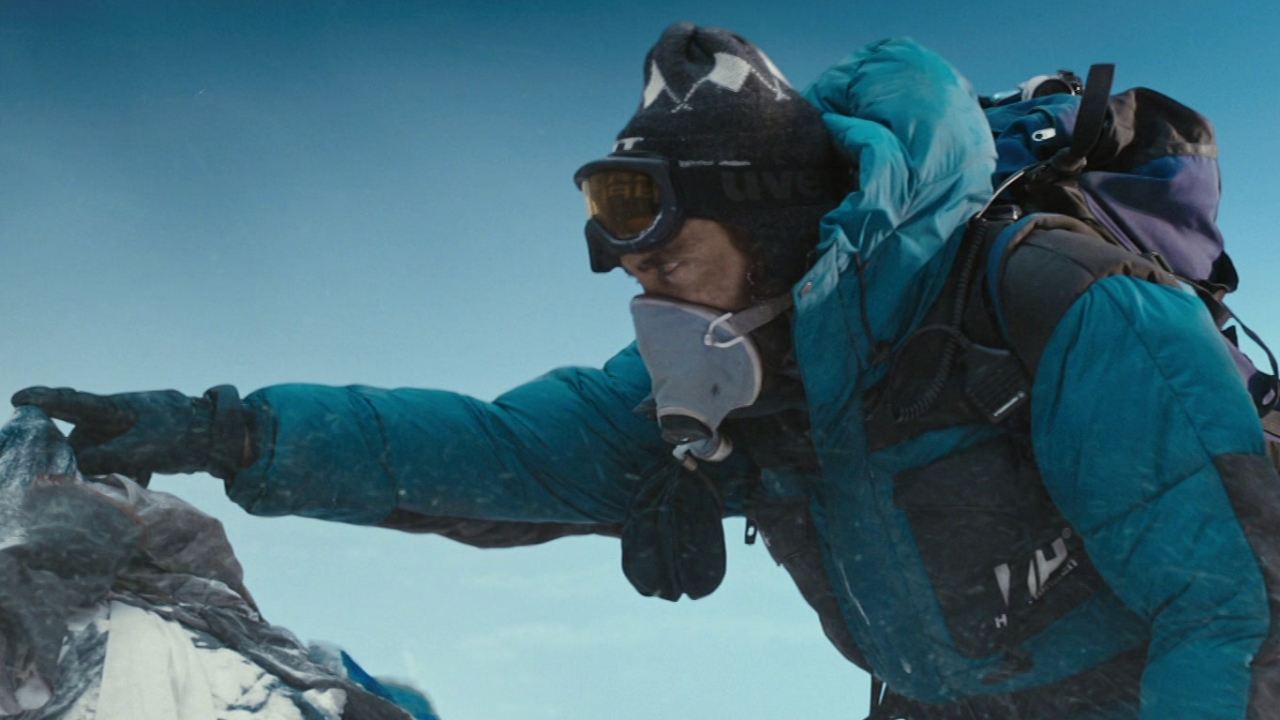 Everest: Scott Makes The Summit
