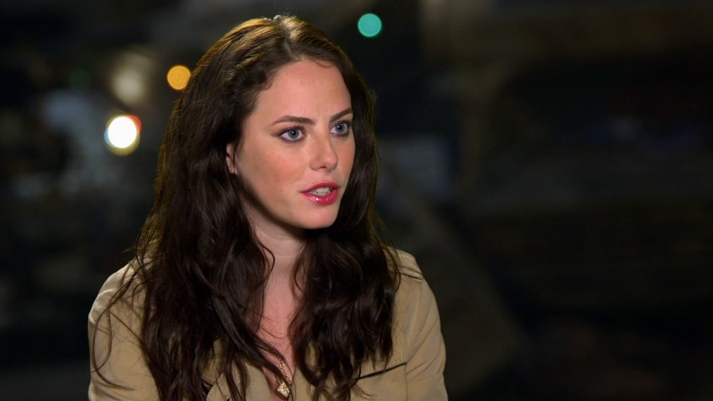 Maze Runner: The Scorch Trials: Kaya Scodelario On Her Relationship With The Cast