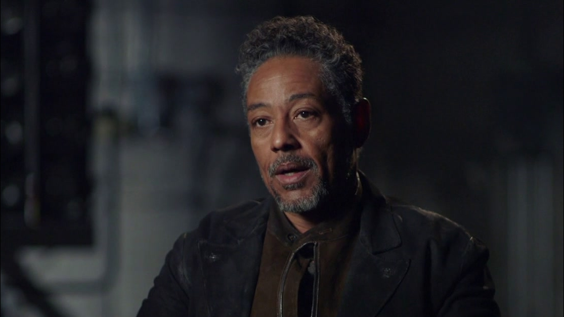 Maze Runner: The Scorch Trials: Giancarlo Esposito On The Second Film Raising The Stakes