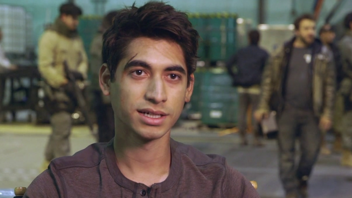 Maze Runner: The Scorch Trials: Alexander Flores On Working With The Same Cast And Crew