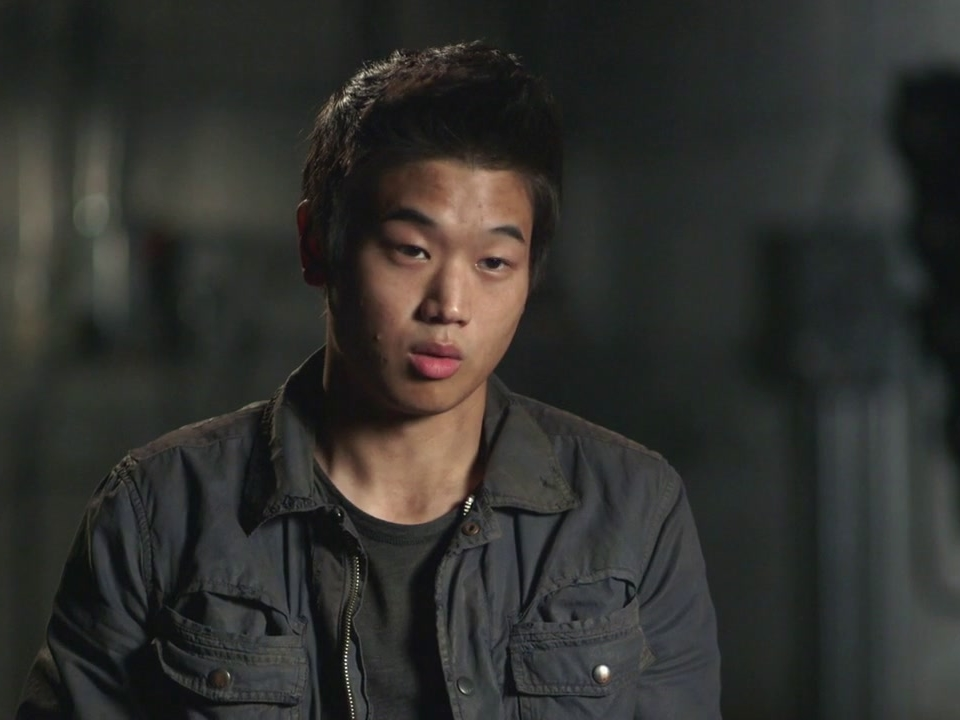 Maze Runner: The Scorch Trials: Ki Hong Lee On Working With Wes