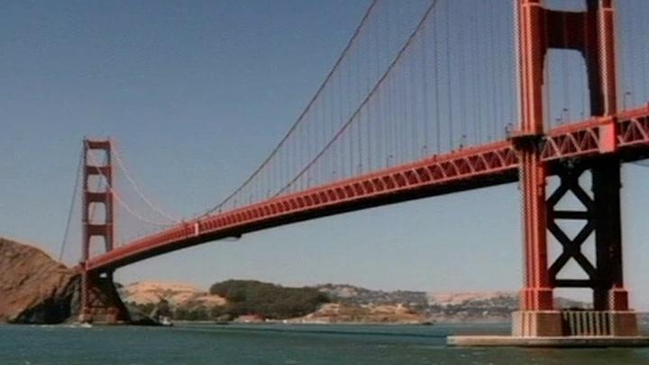 Modern Marvels: Golden Gate Bridge