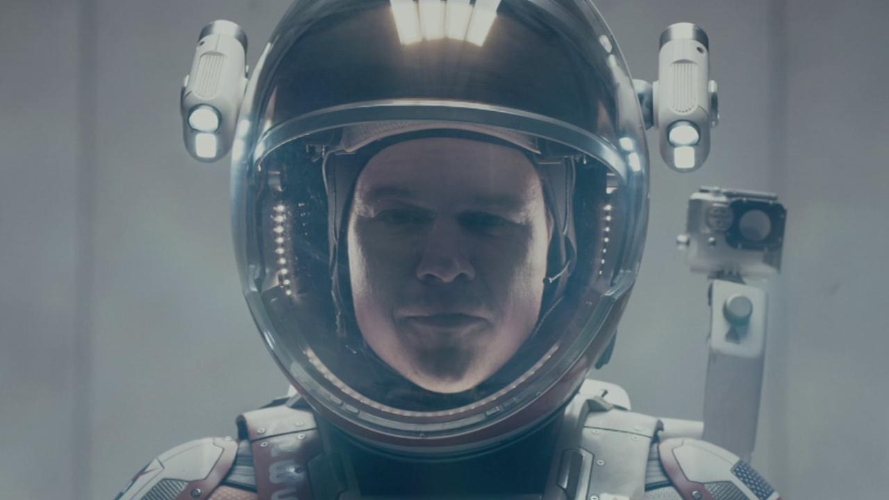 The Martian: Leave Your Mark (Featurette)