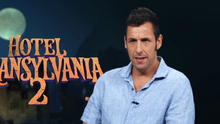 Hotel Transylvania 2: Adam Sandler On What Has Happened To Drac Since The First Film