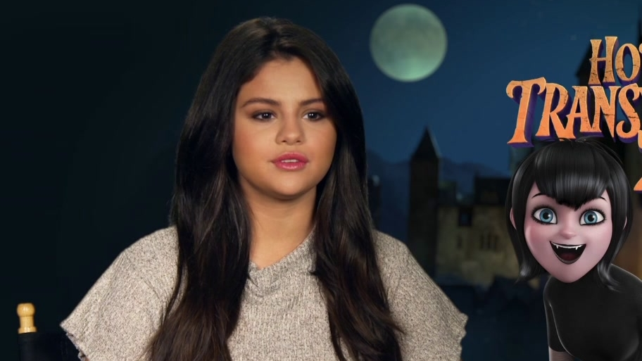 Hotel Transylvania 2: Selena Gomez On Her Character