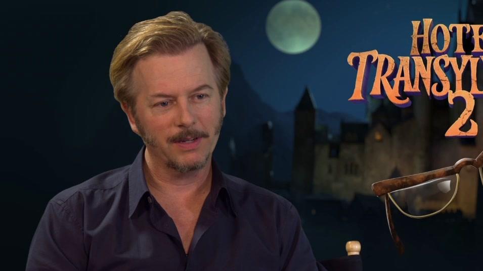 Hotel Transylvania 2: David Spade On His Character