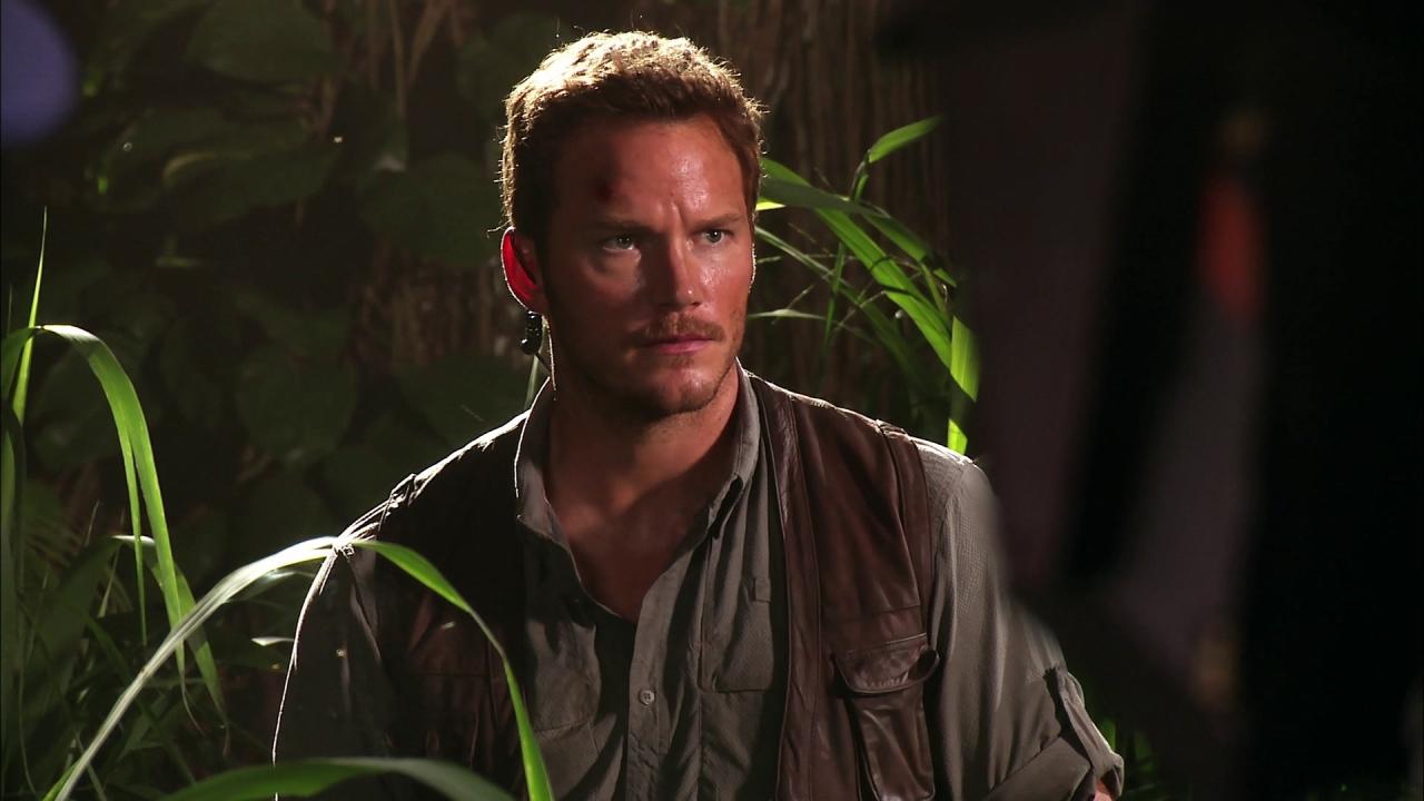 Jurassic World: Chris Pratt, Part 1