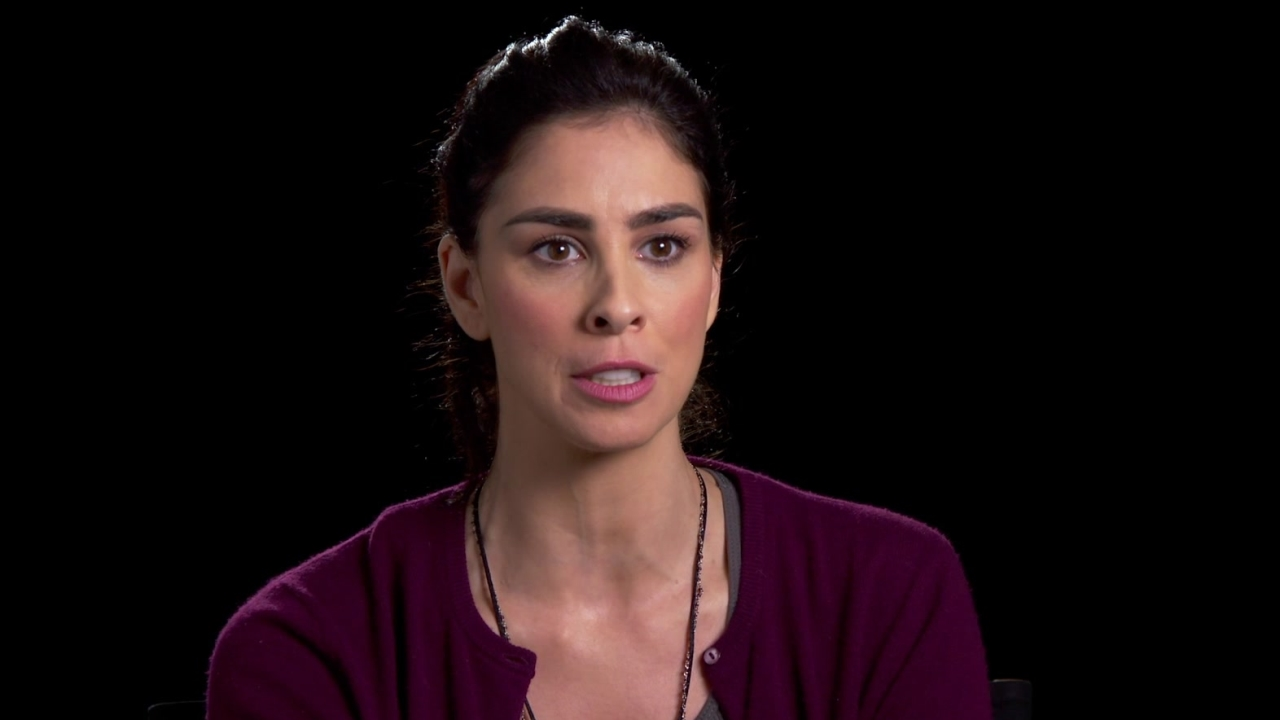 I Smile Back: Sarah Silverman On Laney Living In The Past And The Future
