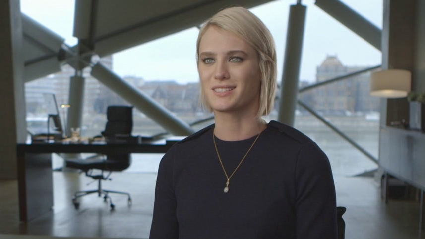 The Martian: Mackenzie Davis Talks About Her Character