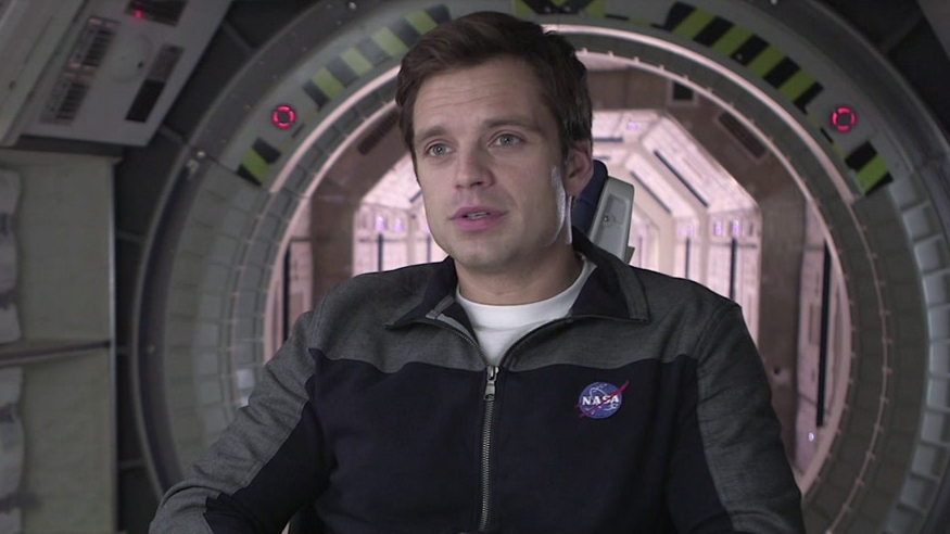 The Martian: Sebastian Stan Talks About Wanting To Be An Astronaut