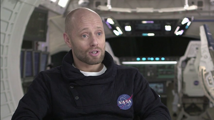 The Martian: Aksel Hennie Talks About The Film