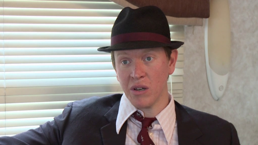 Legend: Sam Spruell On His Character
