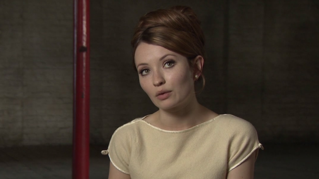 Legend: Emily Browning On Her Character