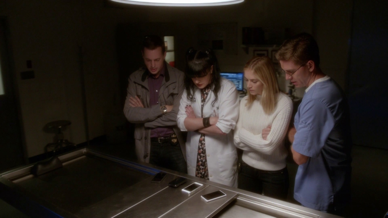 Ncis: I Can See Yours