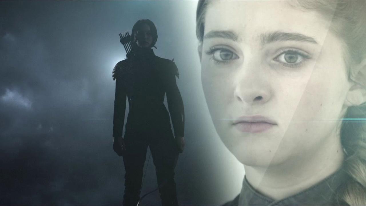 The Hunger Games: Mockingjay Part 2 (UK For Prim Trailer)