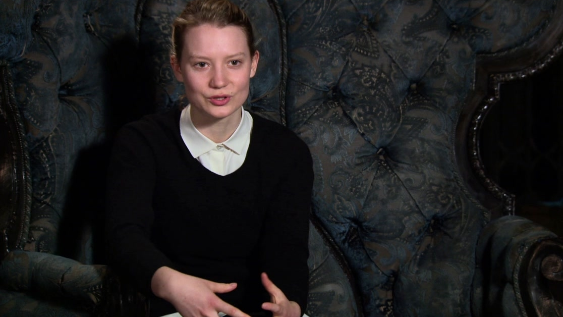Crimson Peak: Mia Wasikowska On Her Character