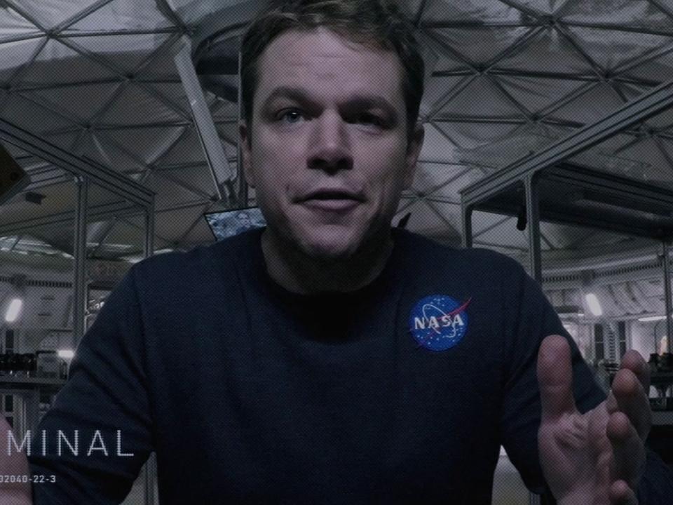 The Martian: Do The Math