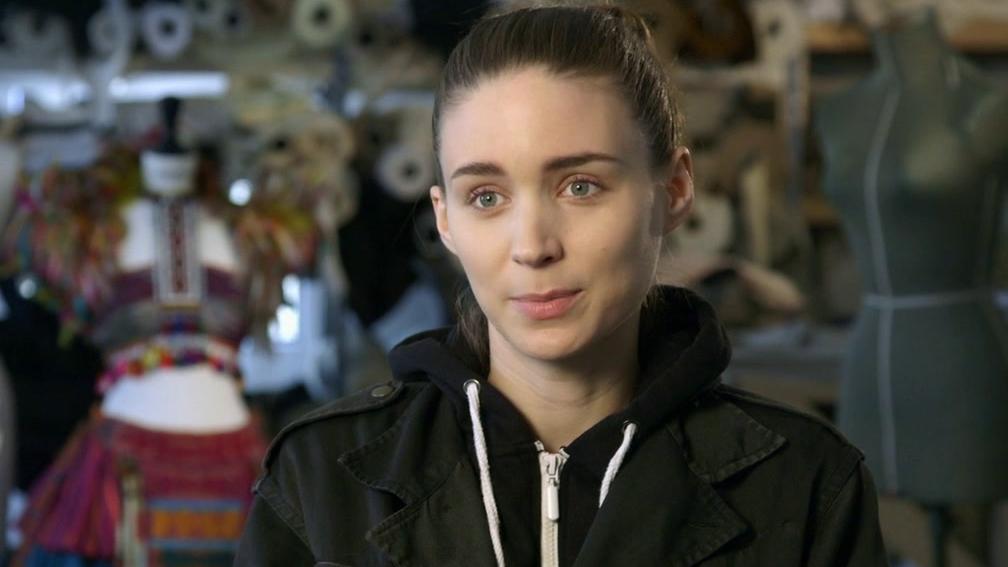 Pan: Rooney Mara On Working With Joe Wright
