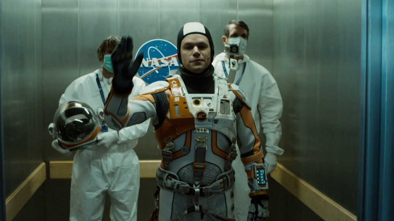 The Martian: Bring Him Home (Featurette)