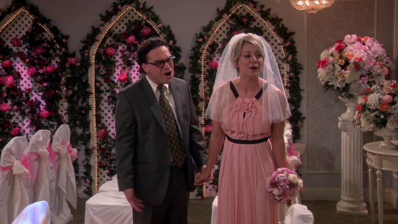 The Big Bang Theory: Wedding