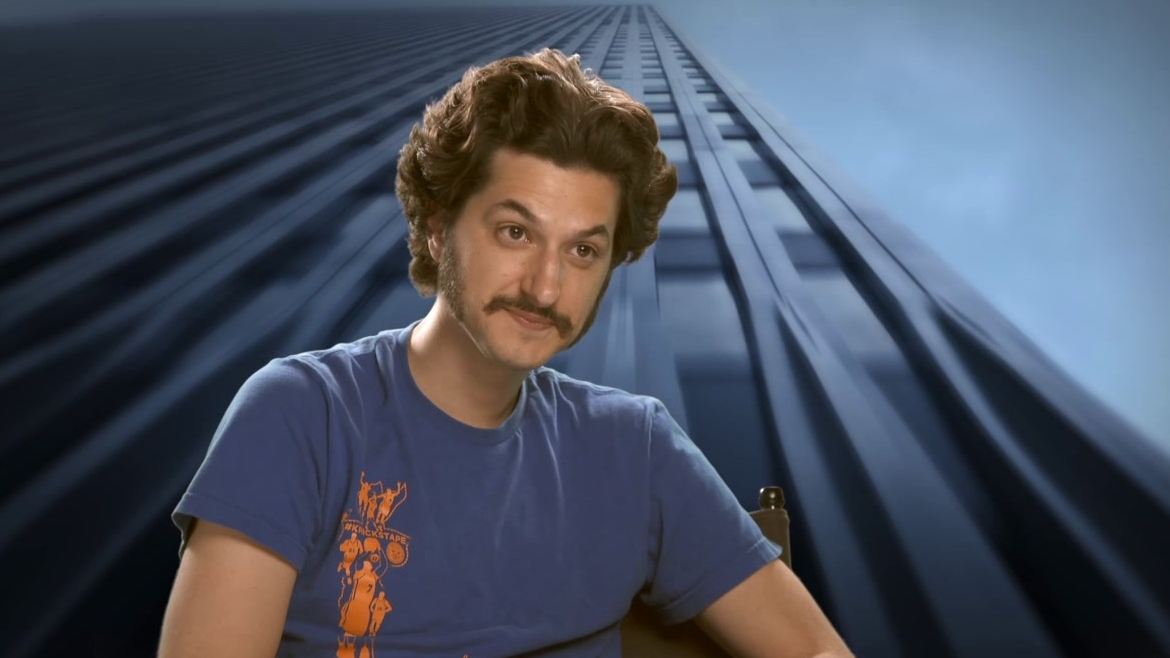 The Walk: Ben Schwartz On What The Story Means To Him
