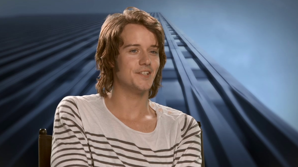The Walk: Cesar Domboy On His Character