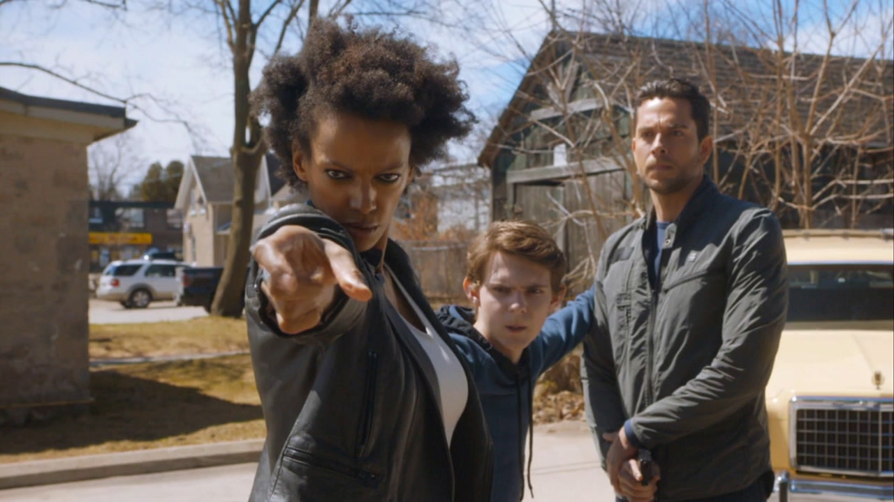 Heroes Reborn: What Happened In There