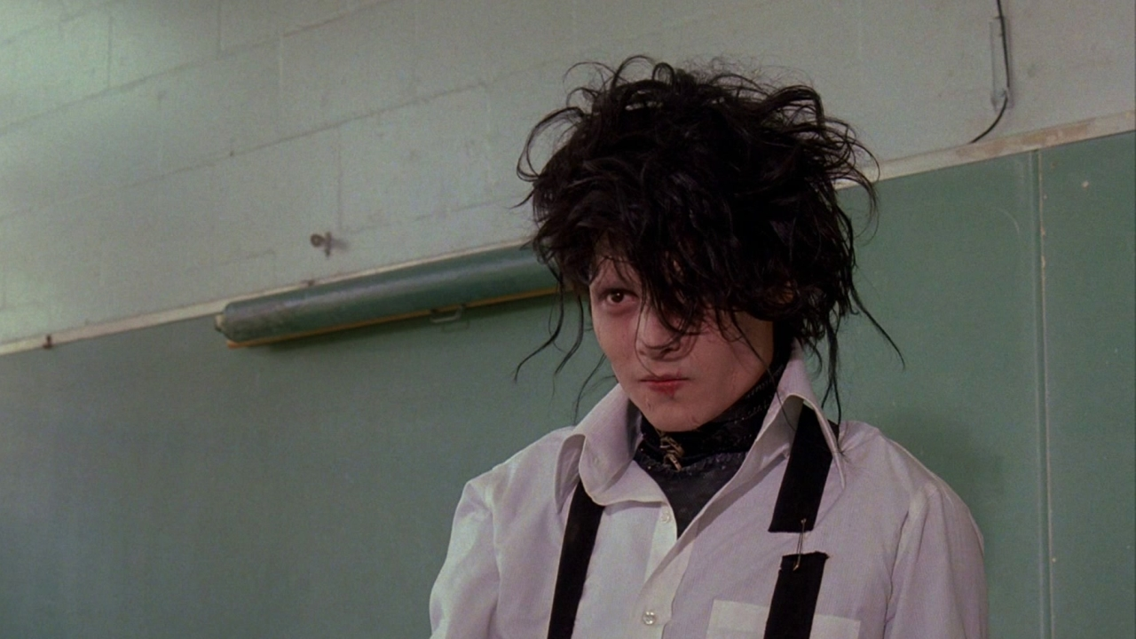 Edward Scissorhands: Show And Tell