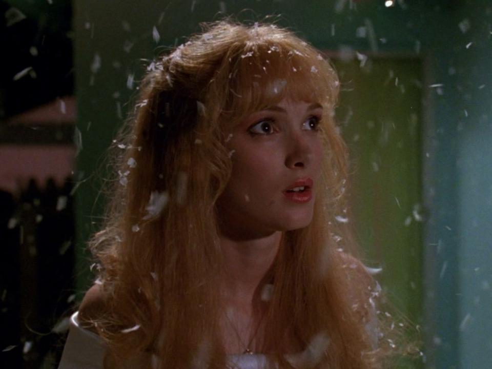 Edward Scissorhands: Snow Angel