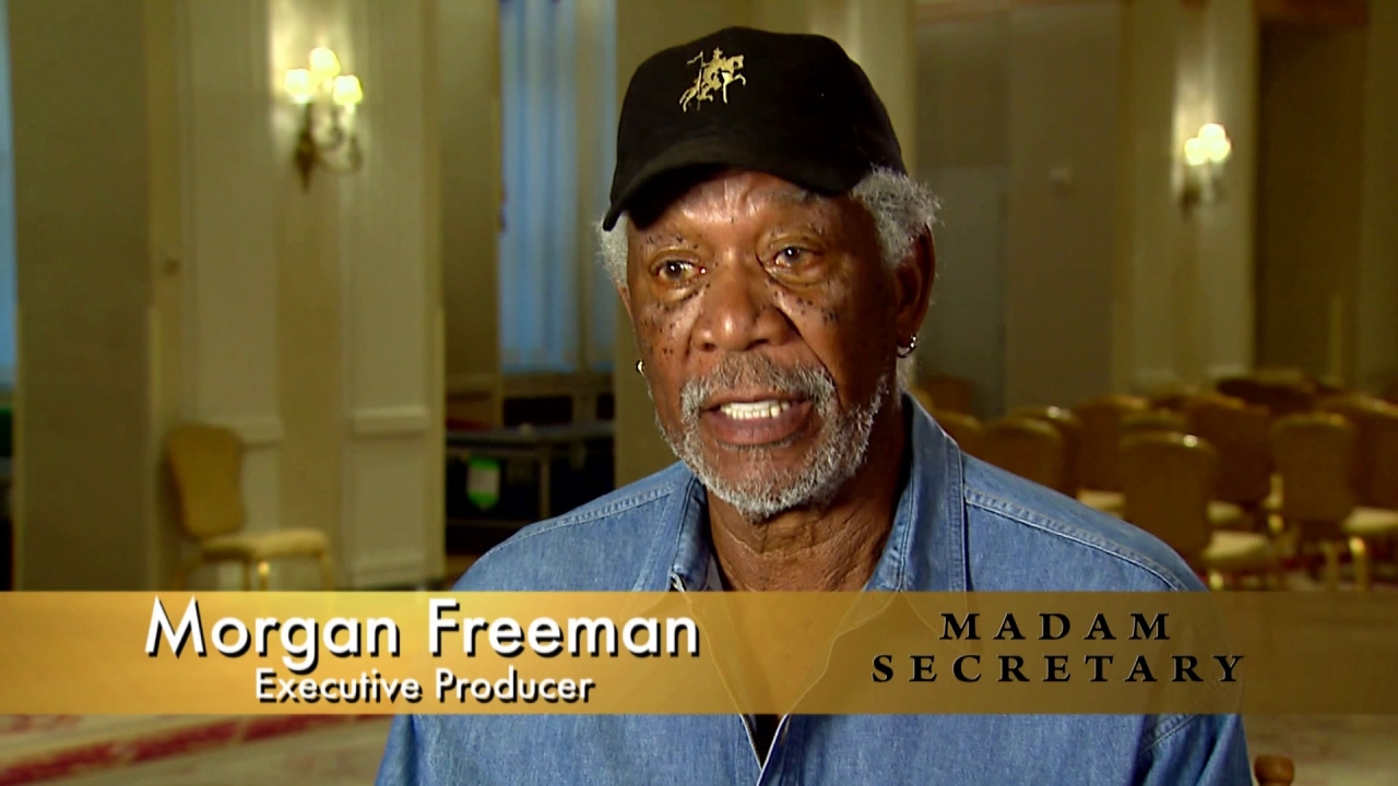 Madam Secretary: Morgan Freeman