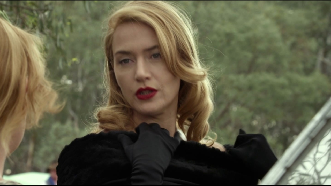 The Dressmaker: Tilly Offers Gertrude A Dress