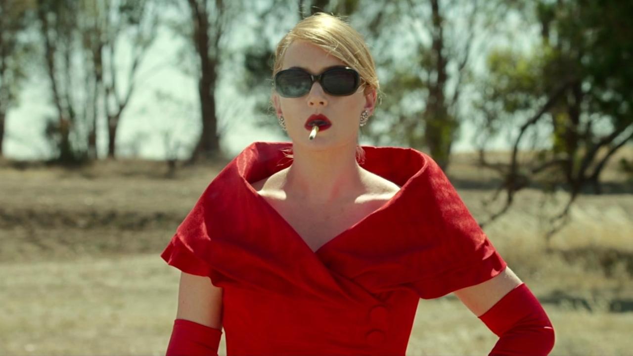 The Dressmaker: Tilly At The Football Game