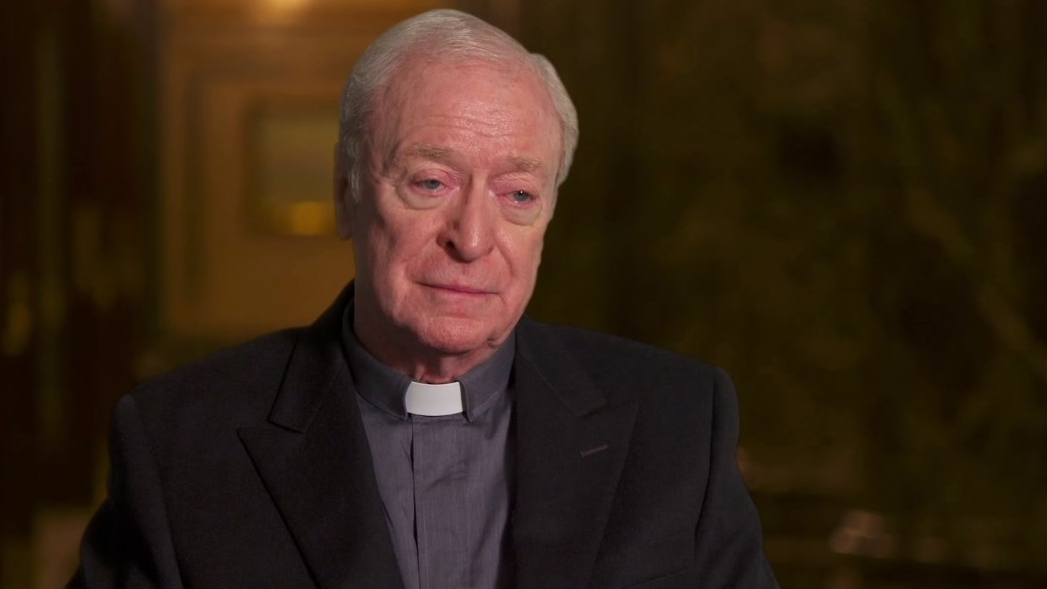 The Last Witch Hunter: Michael Caine On Vin Diesel
