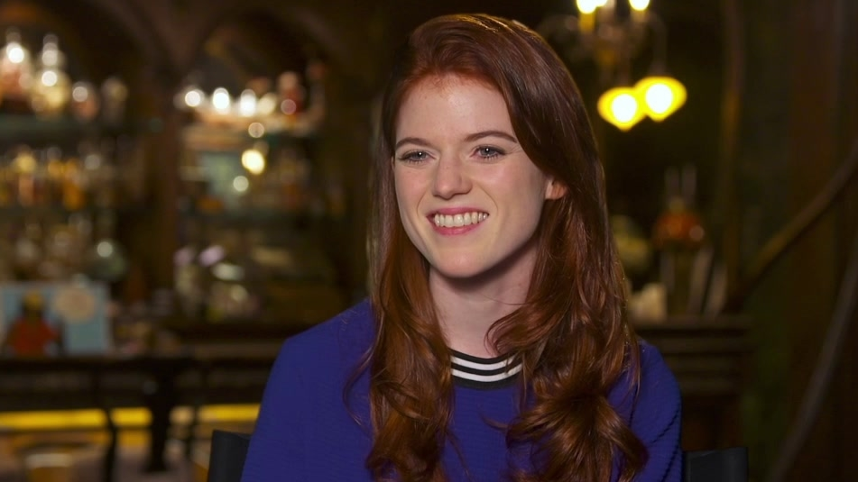 The Last Witch Hunter: Rose Leslie On The Genre Of The Film