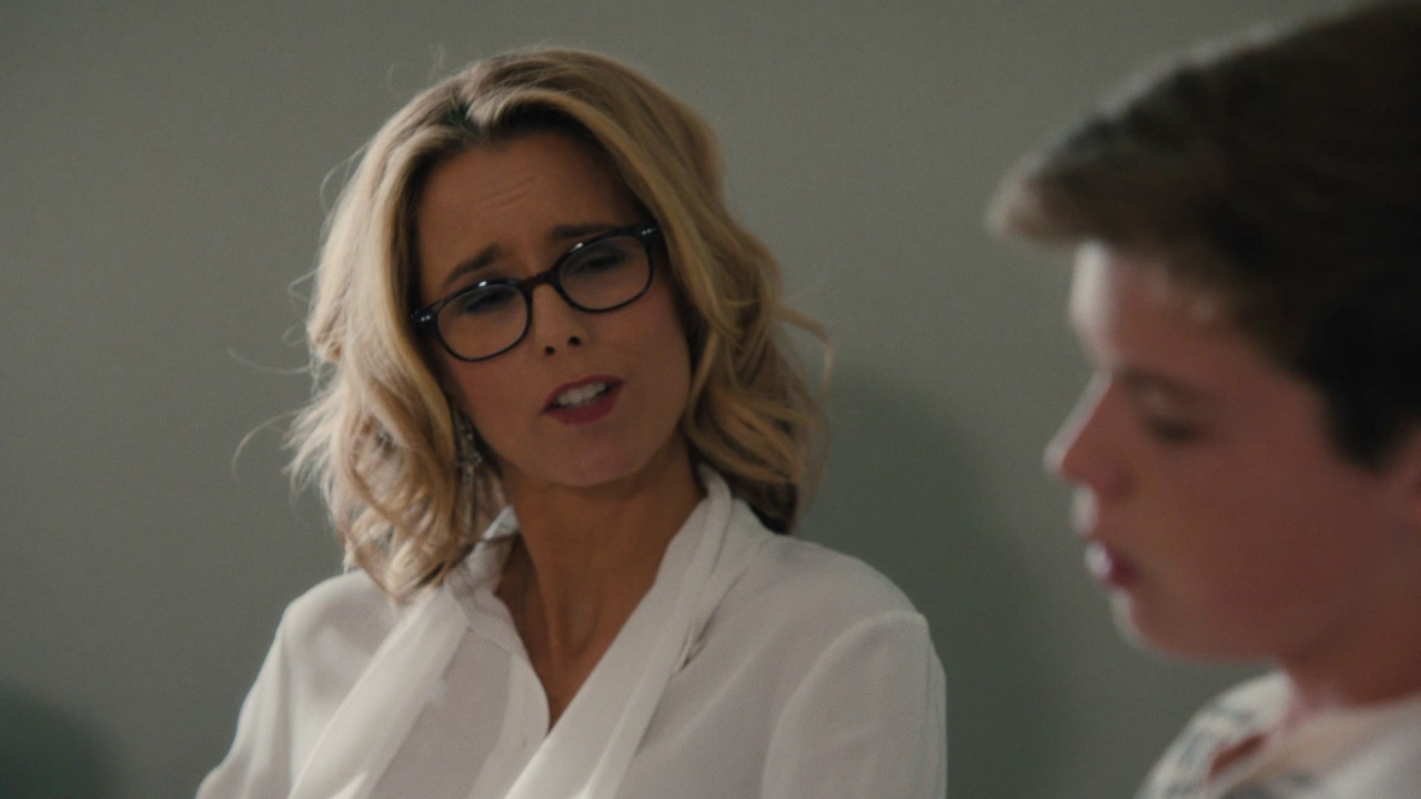 Madam Secretary: Why Did You Get A C?
