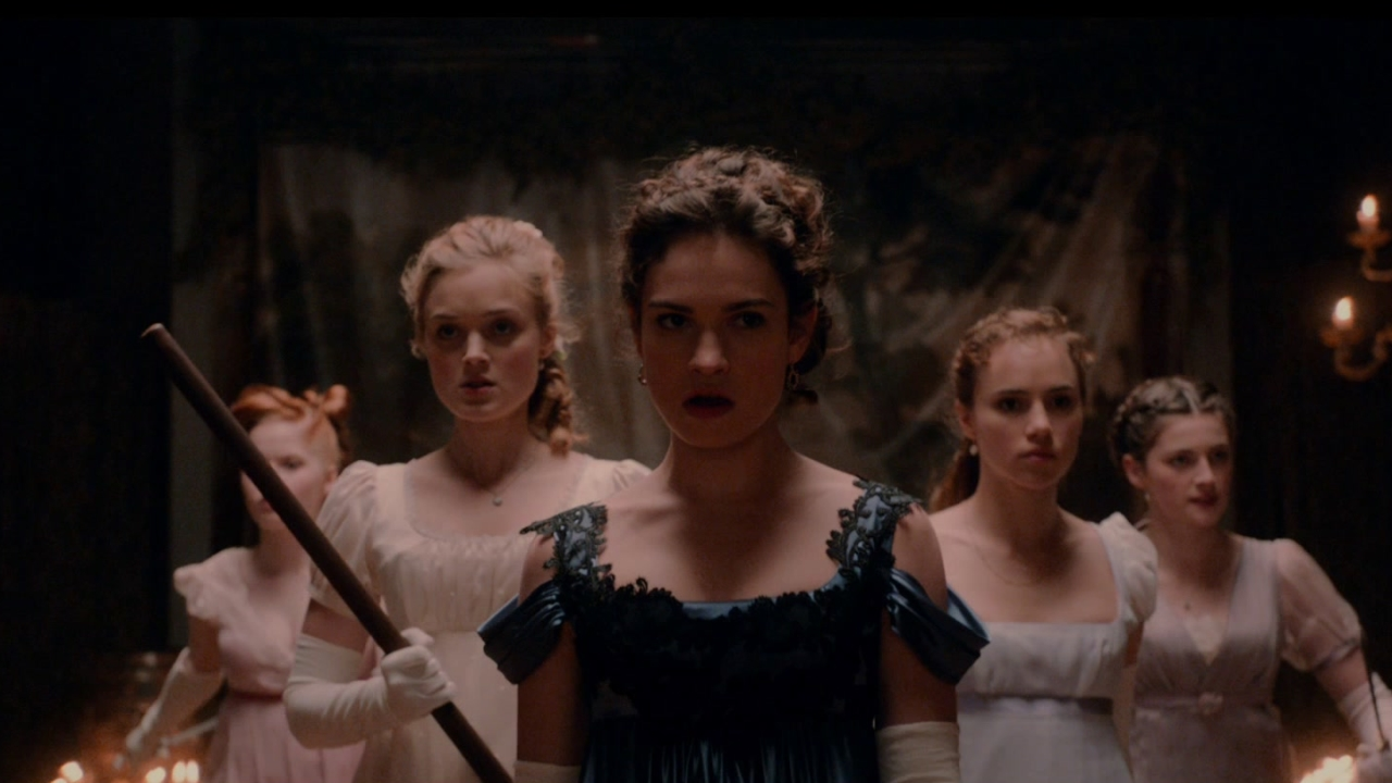 Pride And Prejudice And Zombies (International Teaser Trailer)