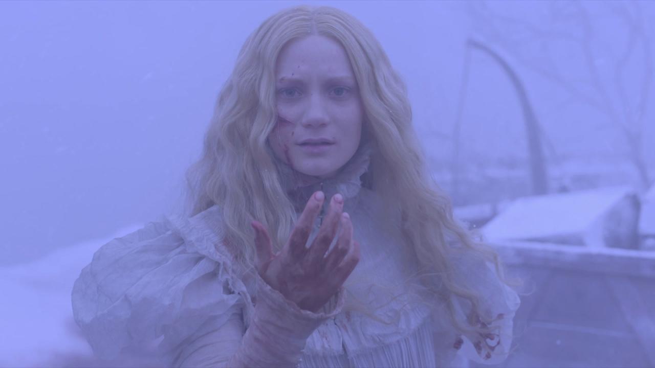 Crimson Peak: Amor Y Horror (Featurette)