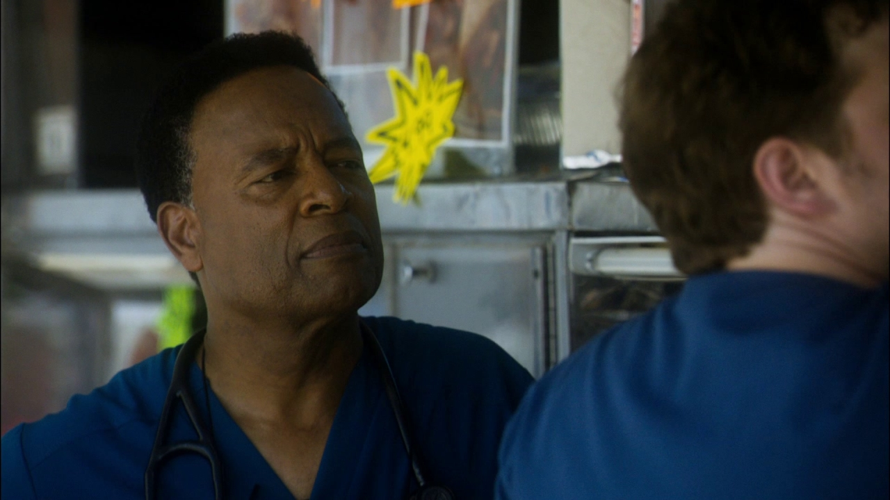 Code Black: You're The Hero Of That Story