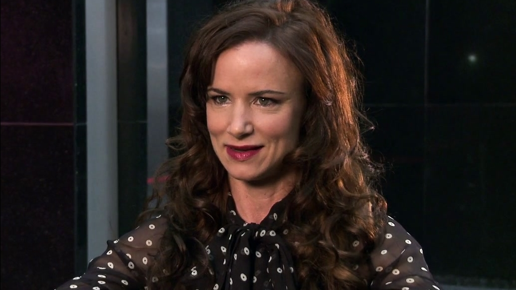 Jem And The Holograms: Juliette Lewis On Her Character Erica Raymond