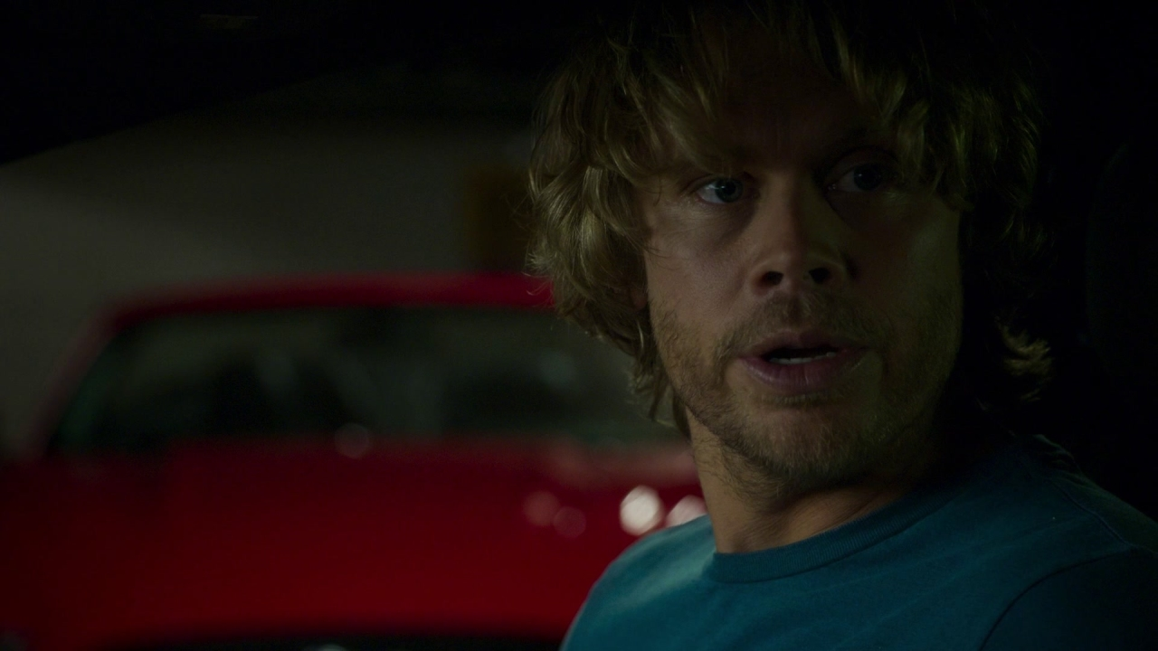 Ncis: Los Angeles: You're Being Weird