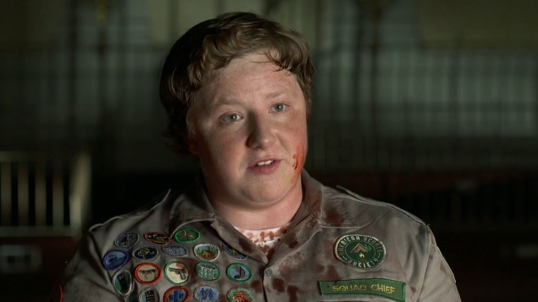 Scouts Guide To The Zombie Apocalypse: Joey Morgan