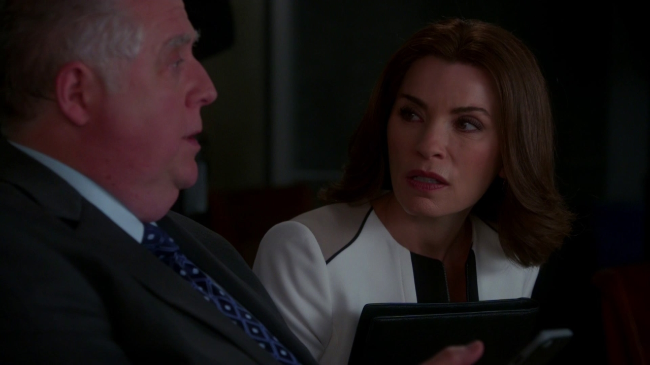 The Good Wife: What Are We Talking About Here?