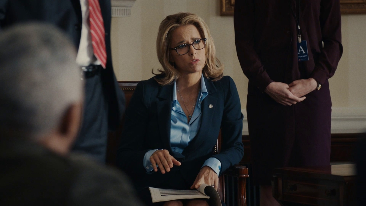 Madam Secretary: Cyber Security
