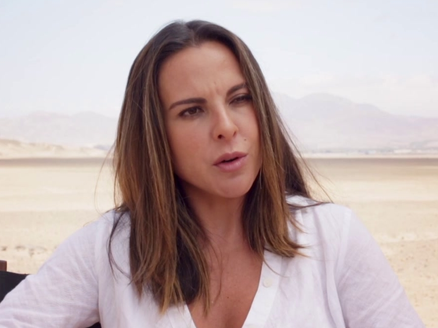 The 33: Kate del Castillo On Her Character