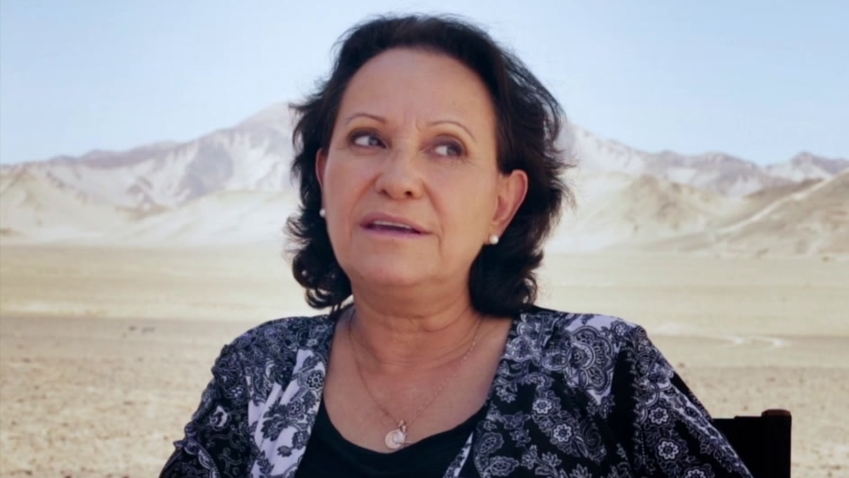The 33: Adriana Barraza On Her Character