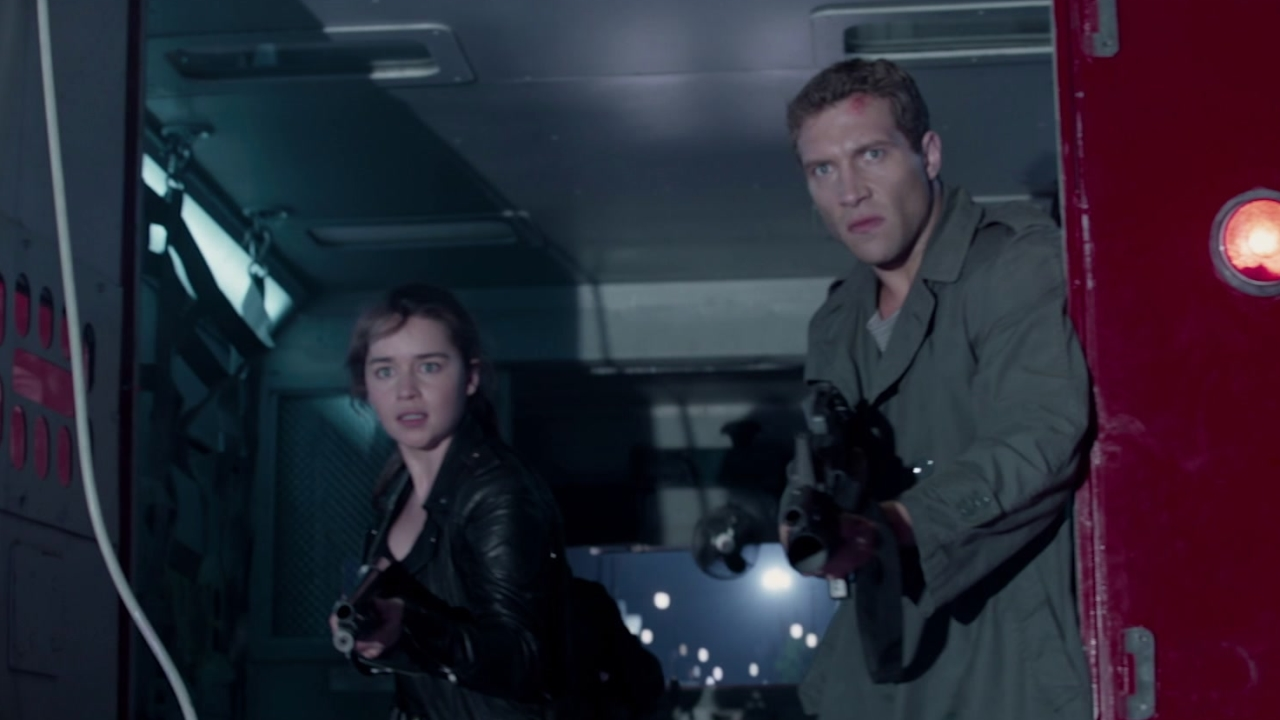 Terminator: Genisys: We've Been Reacquired