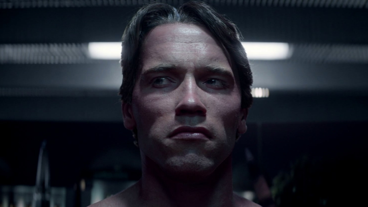 Terminator: Genisys: I've Been Waiting For You