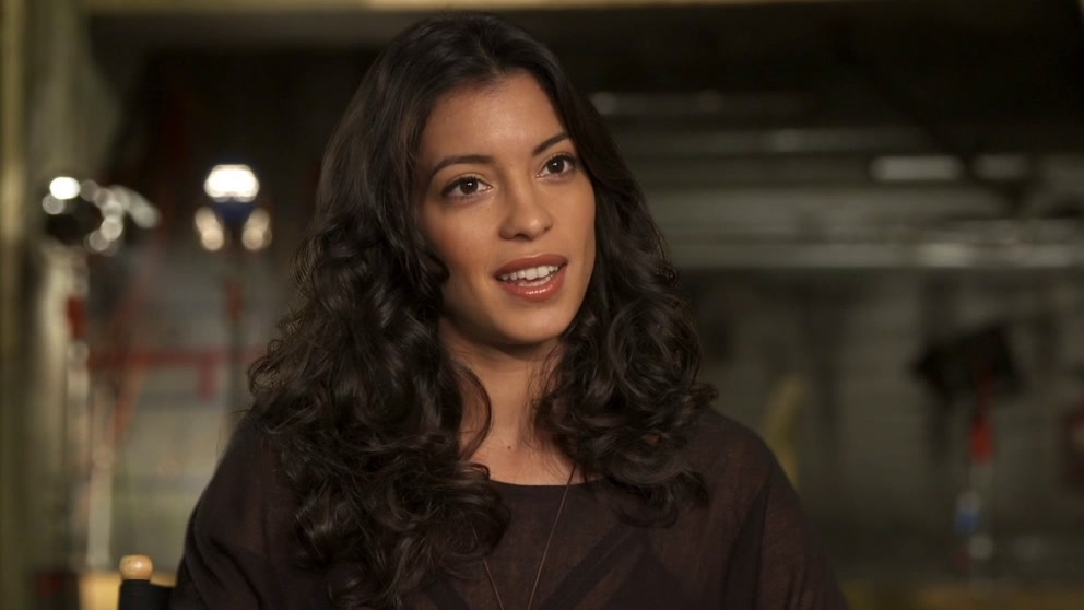 Spectre: Stephanie Sigman On How She Got Involved In The Film